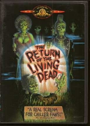 The Living Dead Man movie